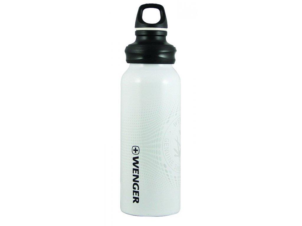 Wenger nápojová lahev 650 ml bílá Dualtop