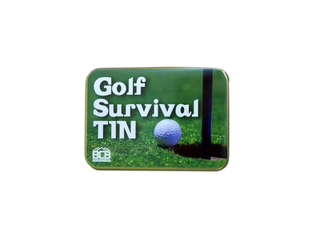BCB Adventure krabička poslední záchrany Golf