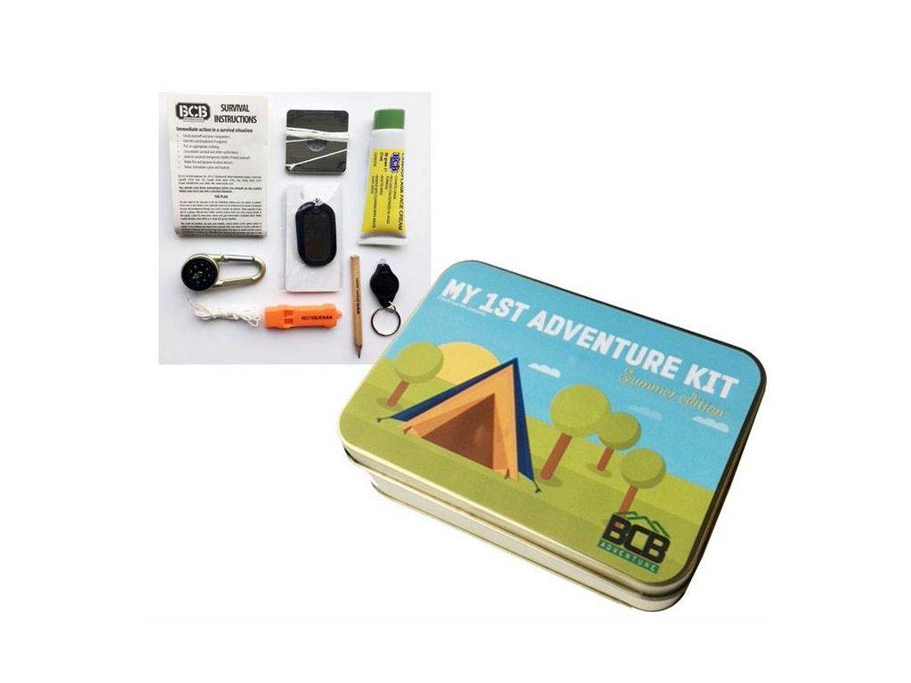 BCB Adventure krabička poslední záchrany My First Adventure Summ