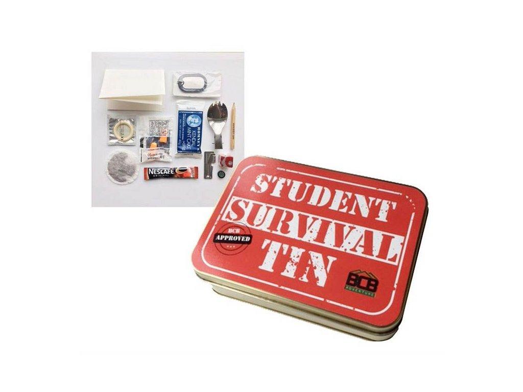 BCB Adventure krabička poslední záchrany Student