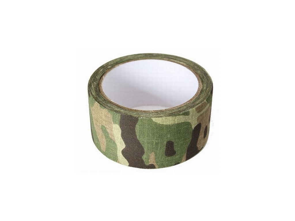 BCB Adventure lepicí páska Tape Camouflage