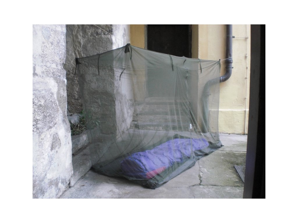 Brettschneider moskytiéra Camp Extrem