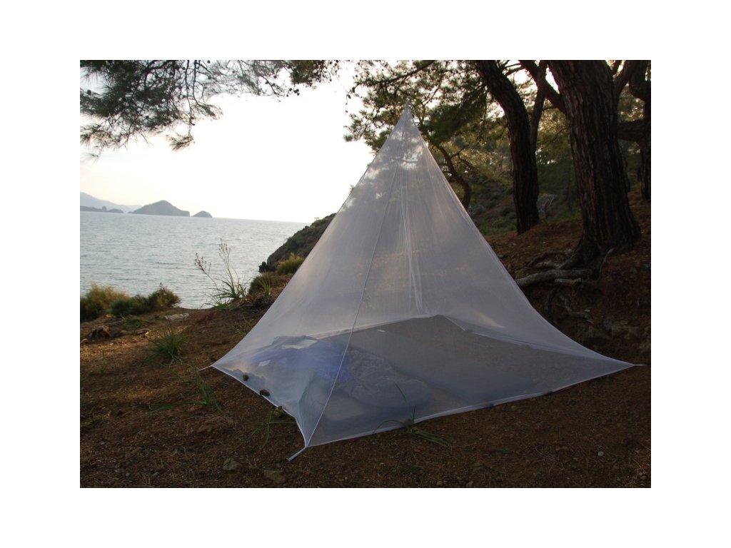 Brettschneider moskytiéra Fine Mesh Big Pyramid