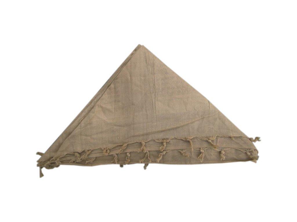 BCB Adventure univerzální šátek Shemag pískový