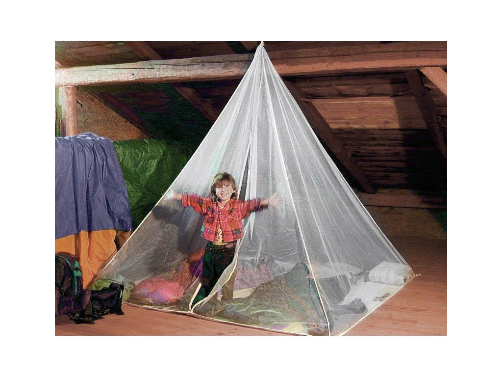 Brettschneider moskytiéra Fine Mesh Pyramid Extrem