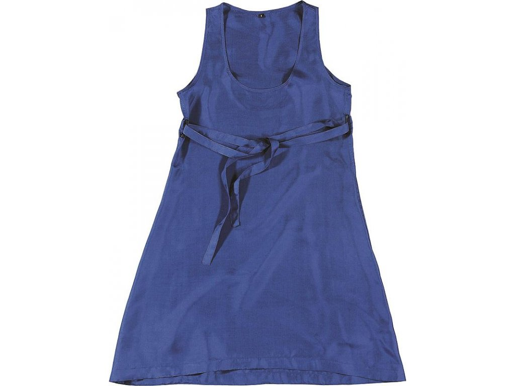Cocoon dámské šaty Dress Day & Night blue M