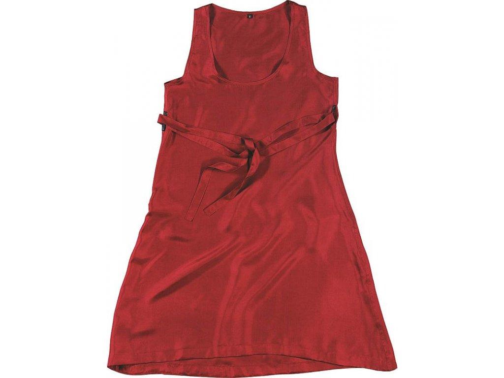 Cocoon dámské šaty Dress Day & Night raspberry M