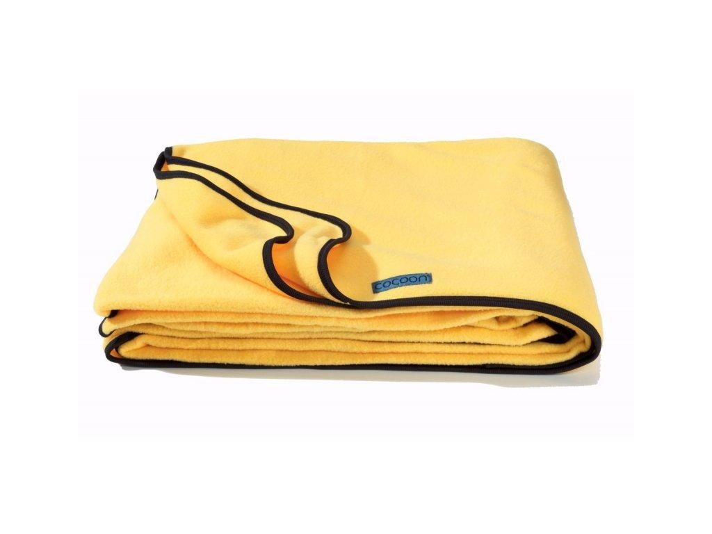 Cocoon fleeceová deka Fleece Blanket freesia