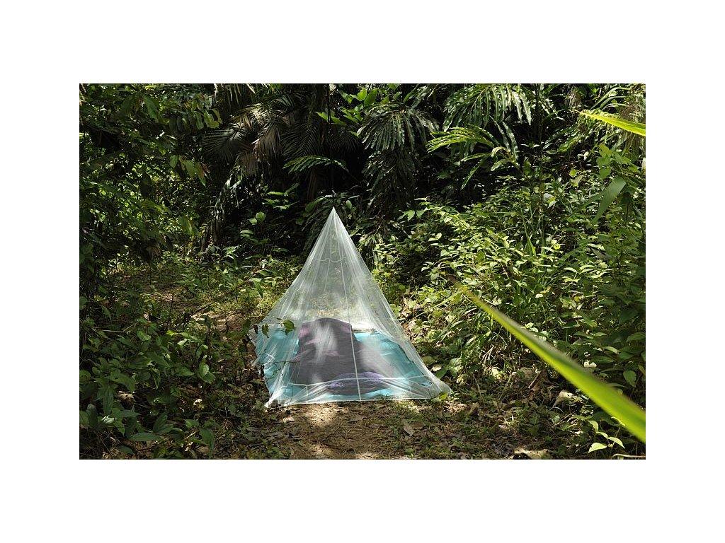 Cocoon outdoorová moskytéra Outdoor Net Ultralight single