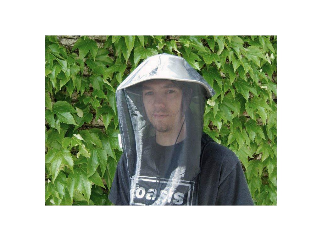 Brettschneider moskytiéra přes hlavu Head & Neck Net