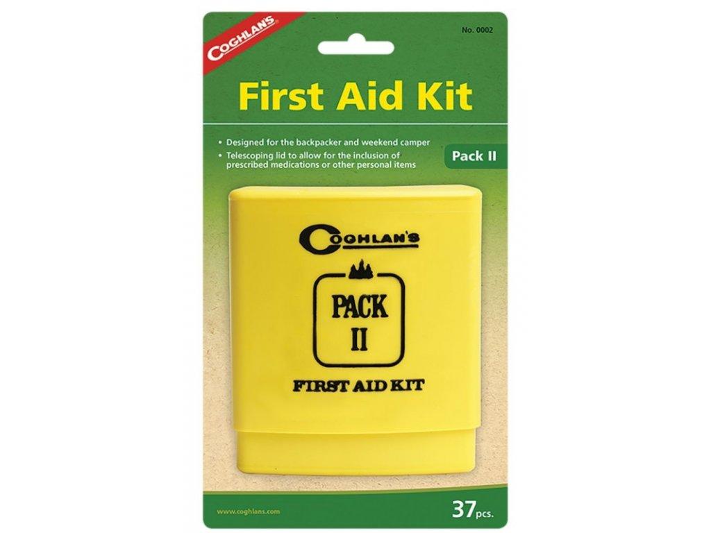 Coghlan´s balíček první pomoci First Aid Kit II