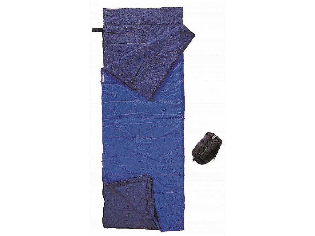 Cocoon spací pytel tropic traveler nylon blue long