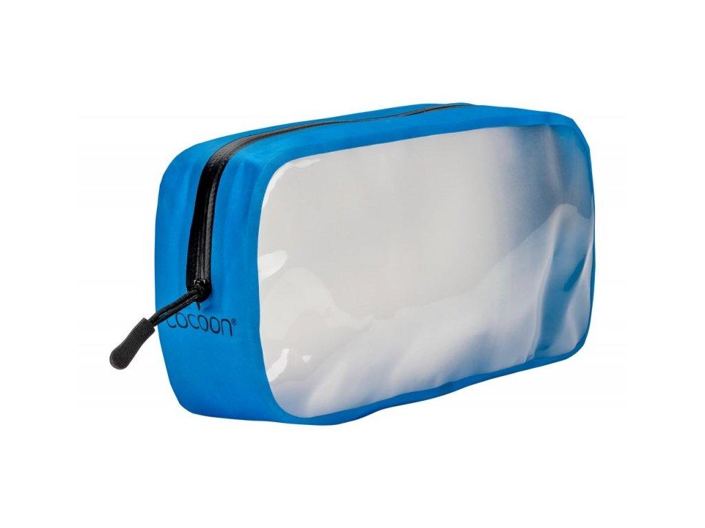 Cocoon voděodolné pouzdro Carry-On Liquid Bag blue