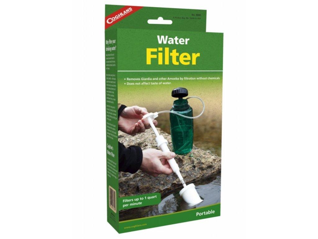 Coghlan´s  přenosný vodní filtr Water Filter