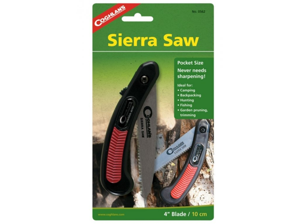 Coghlan´s kapesní pila Pocket Sierra Saw