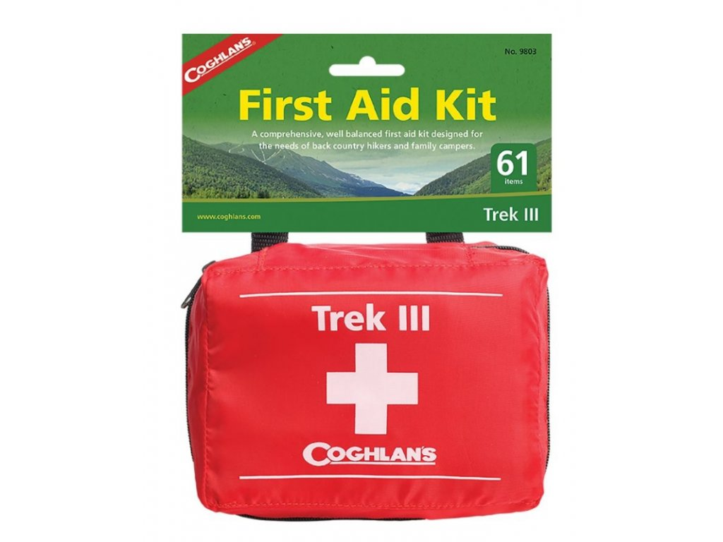 Coghlan´s lékárna Trek III First Aid Kit