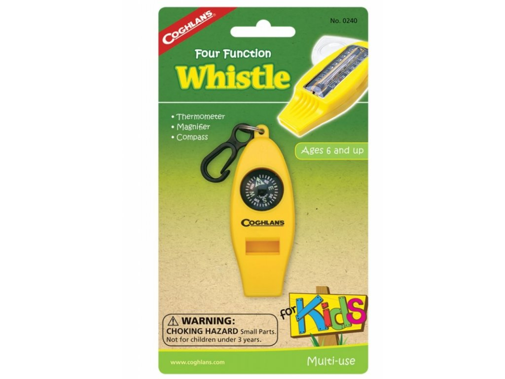 Coghlan´s dětská píšťalka Four Function Whistle