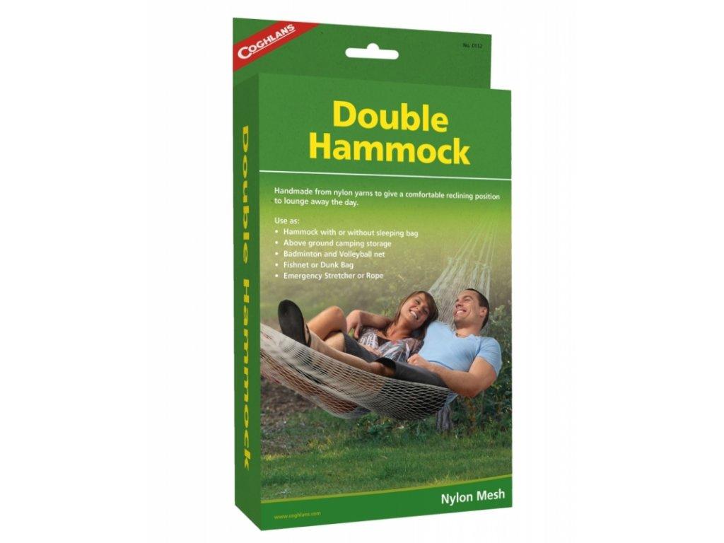 Coghlan´s houpací síť pro dva Double Hammock