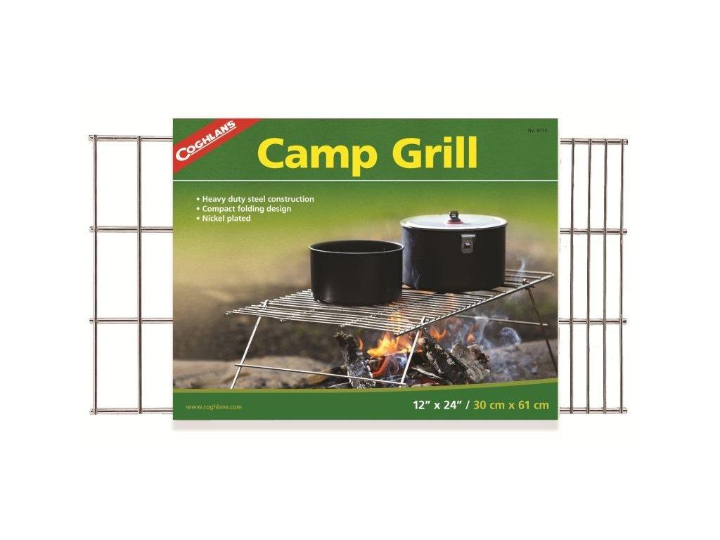 Coghlan´s kempinkový gril Camp Grill