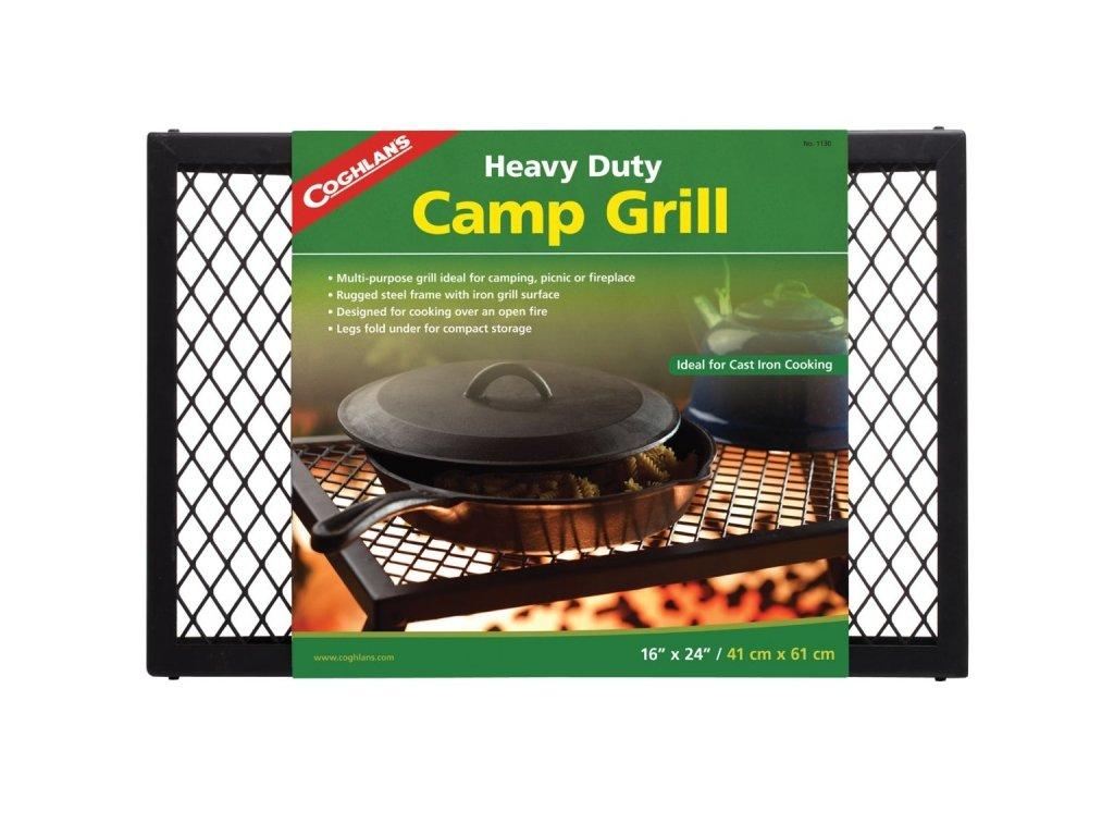 Coghlan´s kempinkový gril Heavy Duty Camp Grill