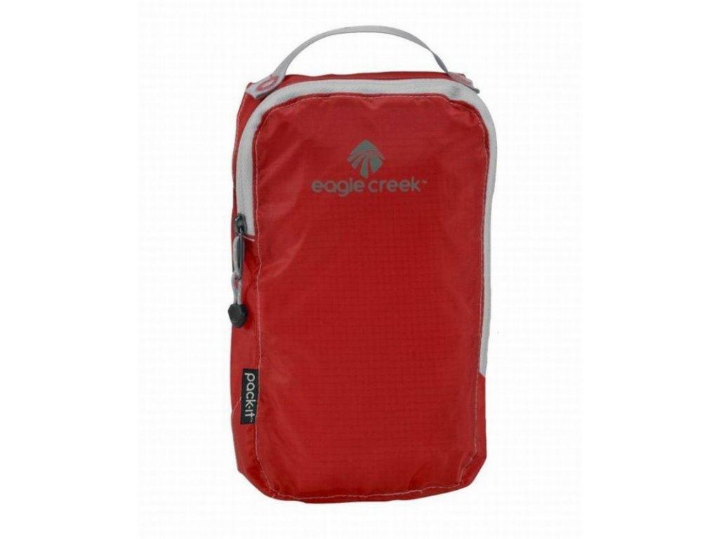 Eagle Creek obal Pack-It Specter Quarter Cube volcano red