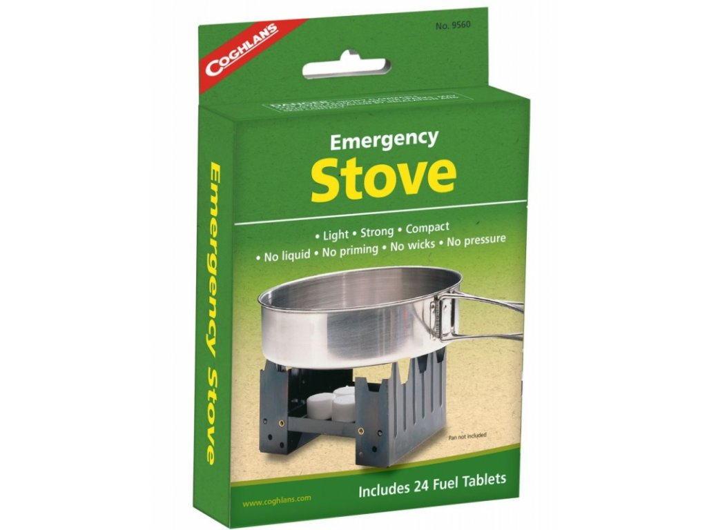 Coghlan´s lihový vařič Emergency Stove