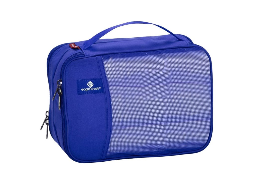 Eagle Creek organizér Pack-It Clean Dirty Half Cube blue sea