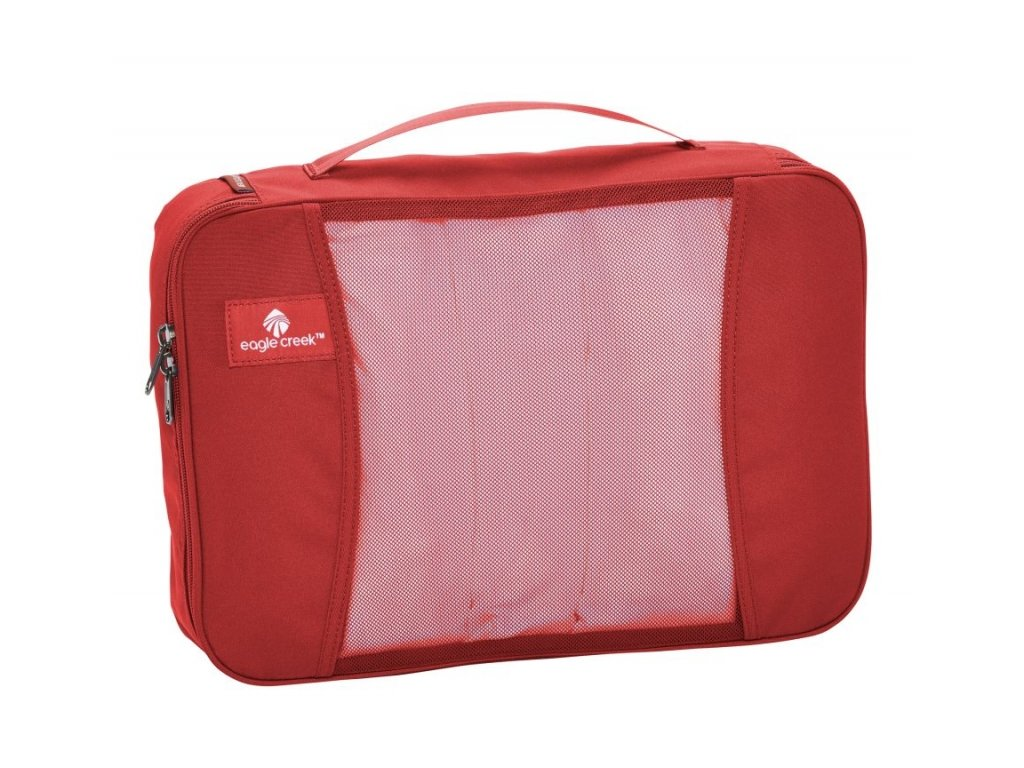 Eagle Creek organizér Pack-It Cube red fire