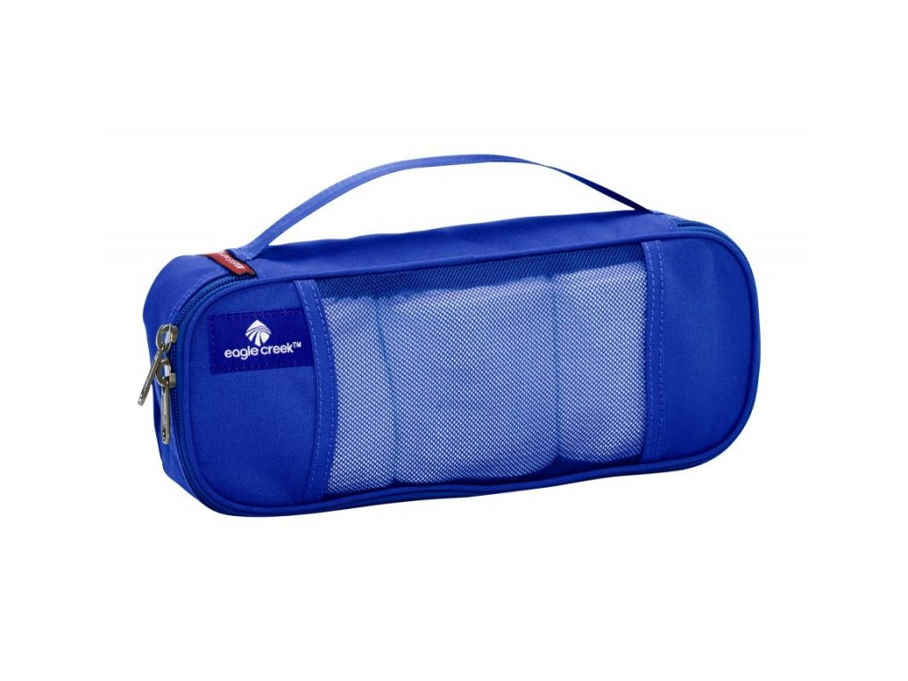 Eagle Creek organizér Pack-It Half Tube Cube blue sea