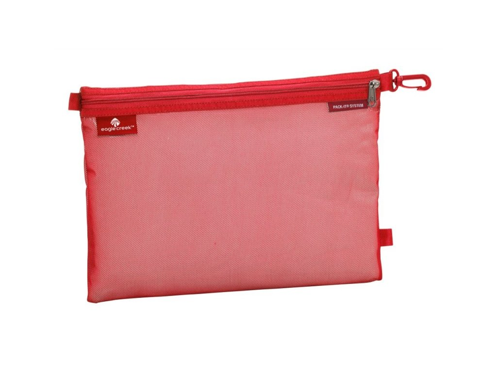Eagle Creek organizér Pack-it Sac Large red fire