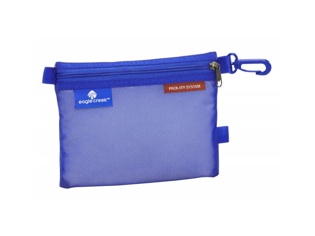 Eagle Creek organizér Pack-It Sac Small blue sea