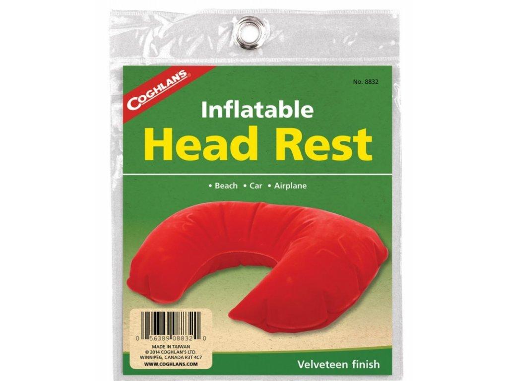 Coghlan´s nafukovací podhlavník Inflatable Head Rest