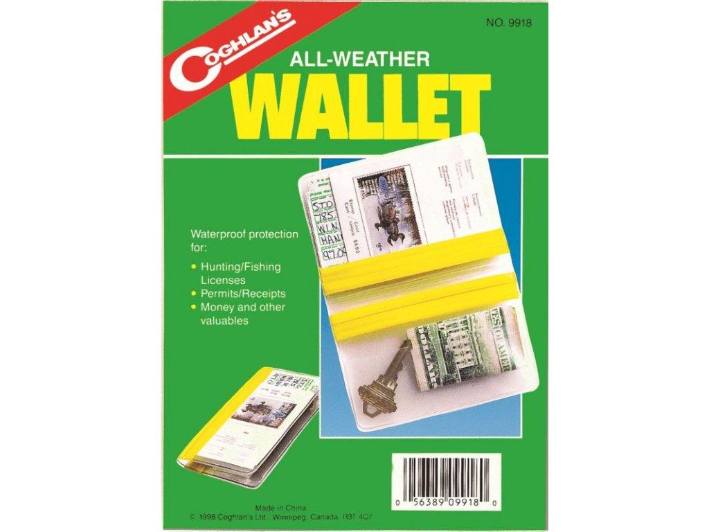 Coghlan´s náprsní kapsa All-Weather Wallet