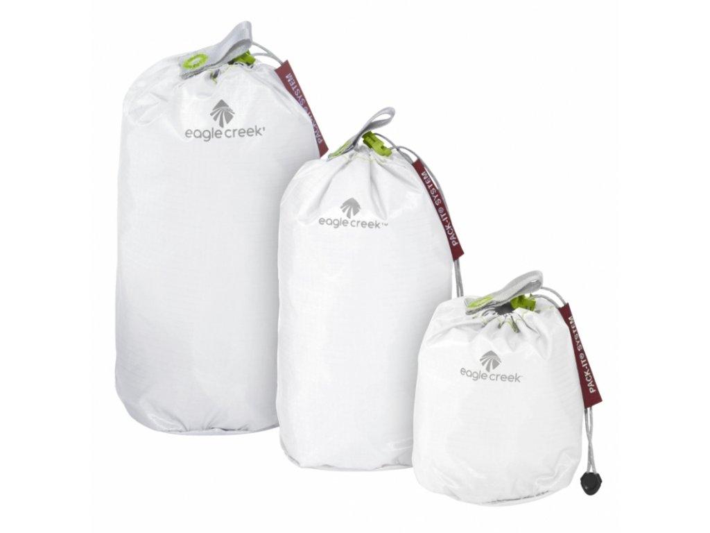 Eagle Creek sada vaků Pack-It Specter Stuffer Set Mini white/str