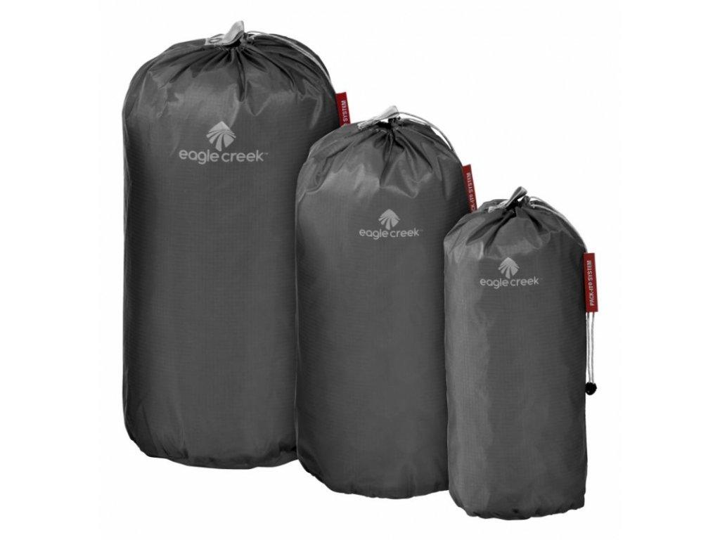 Eagle Creek sada vaků Pack-It Specter Stuffer Set S/M/L ebony