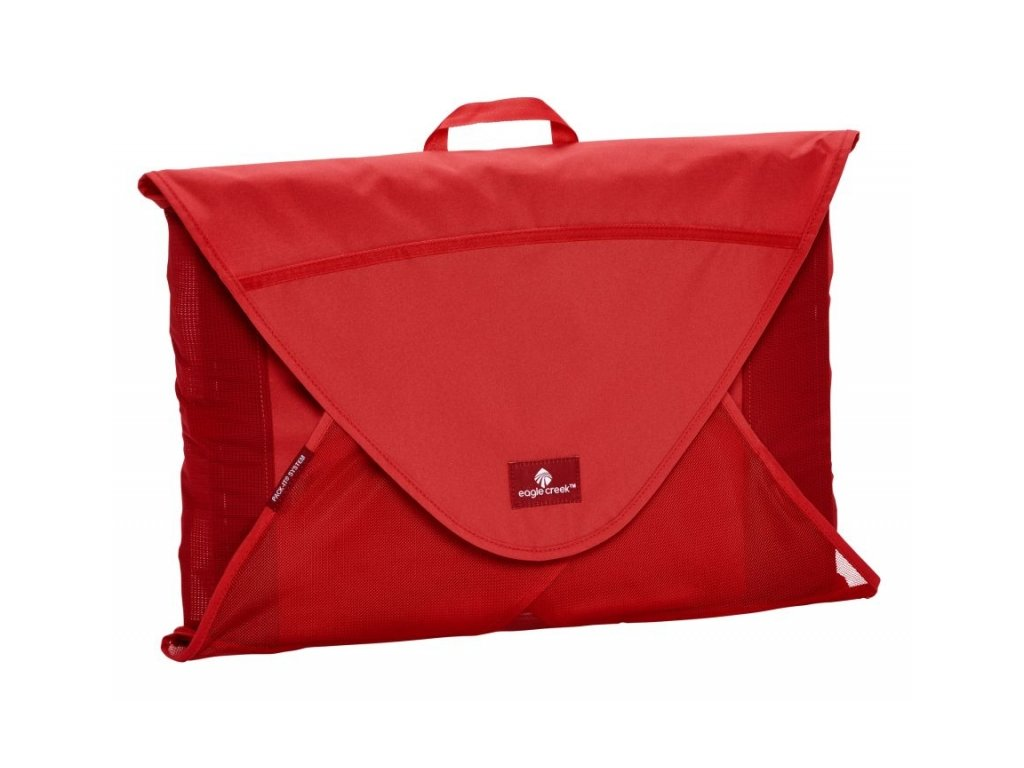Eagle Creek taška na oděvy Pack-It Garment Folder L red fire
