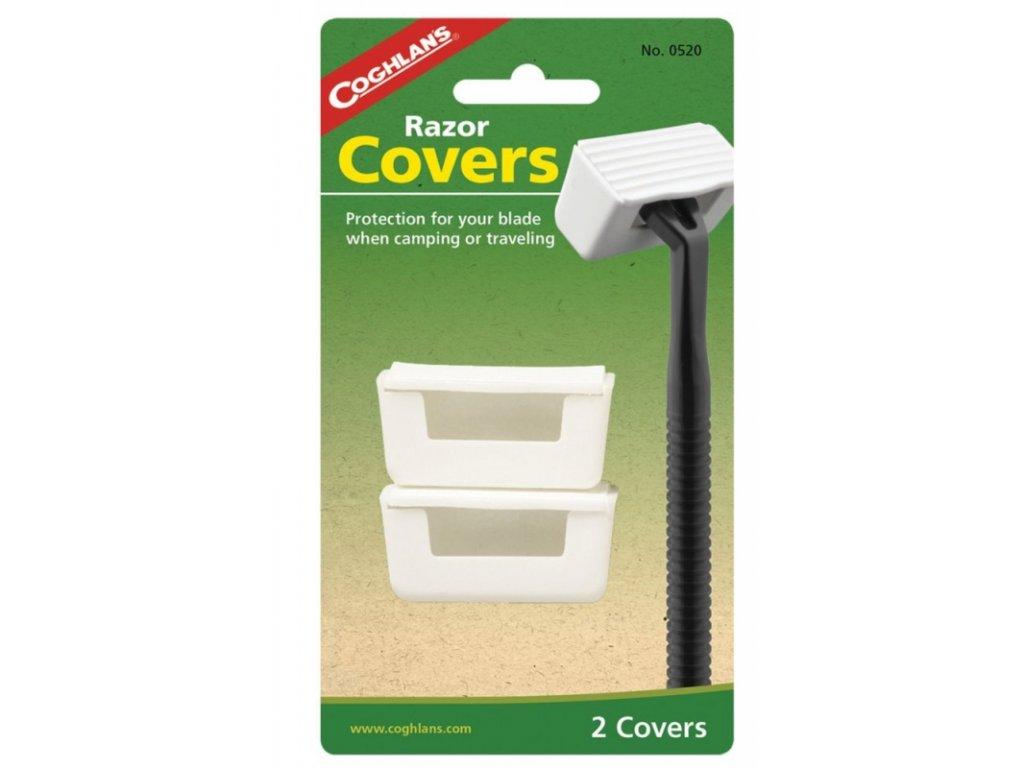 Coghlan´s ochranné kryty na břitvu Razor Covers