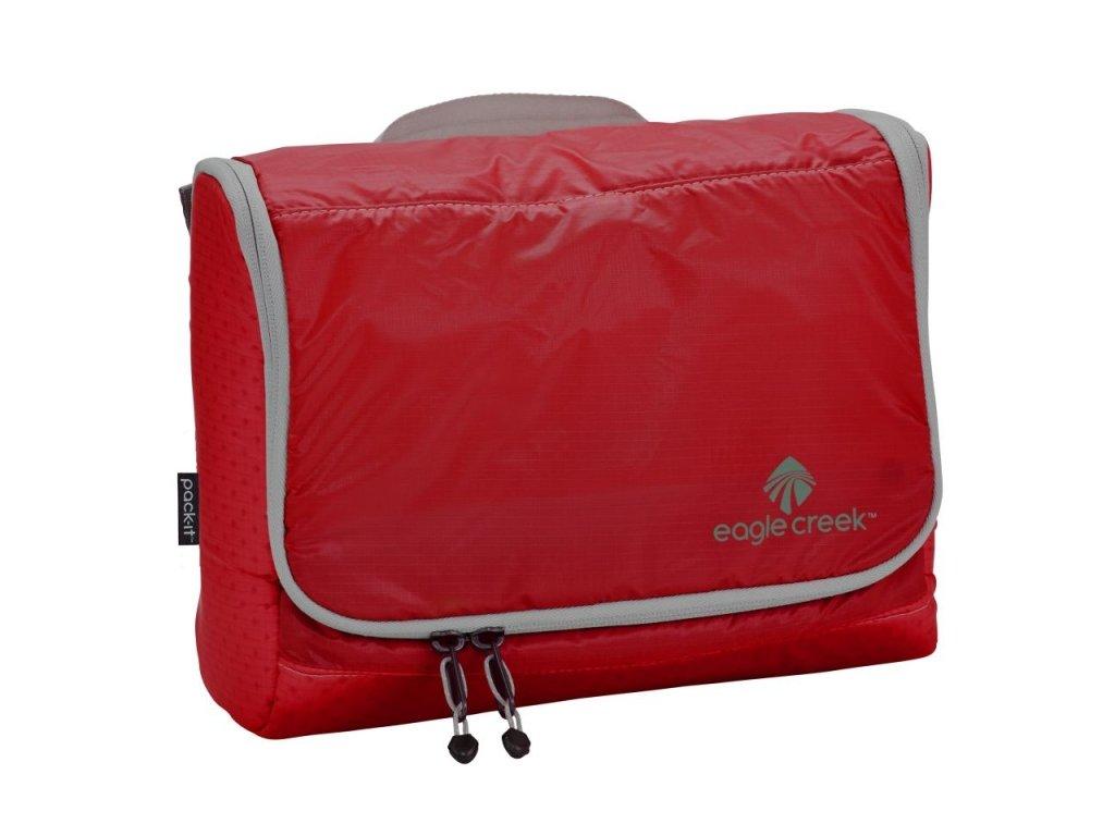Eagle Creek toaletní taška Pack-It Specter On Board volcano red