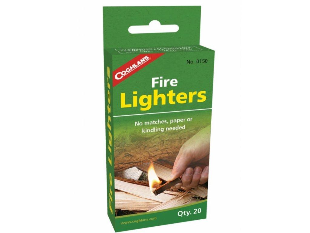 Coghlan´s podpalovací tyčinky Fire Lighters