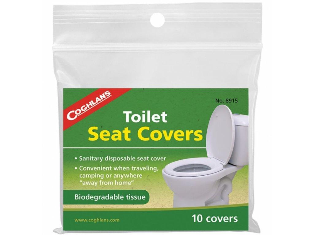 Coghlan´s pokrývka WC sedátka Toilet Seat Cover