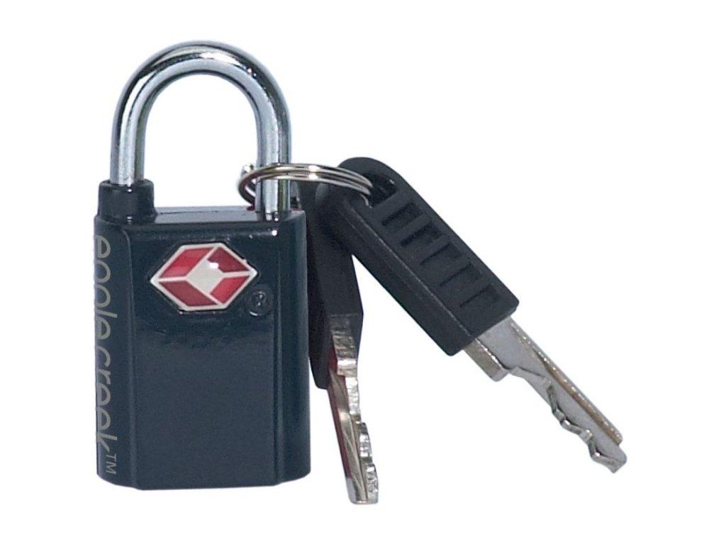 Eagle Creek zámek Mini Key TSA Lock graphite