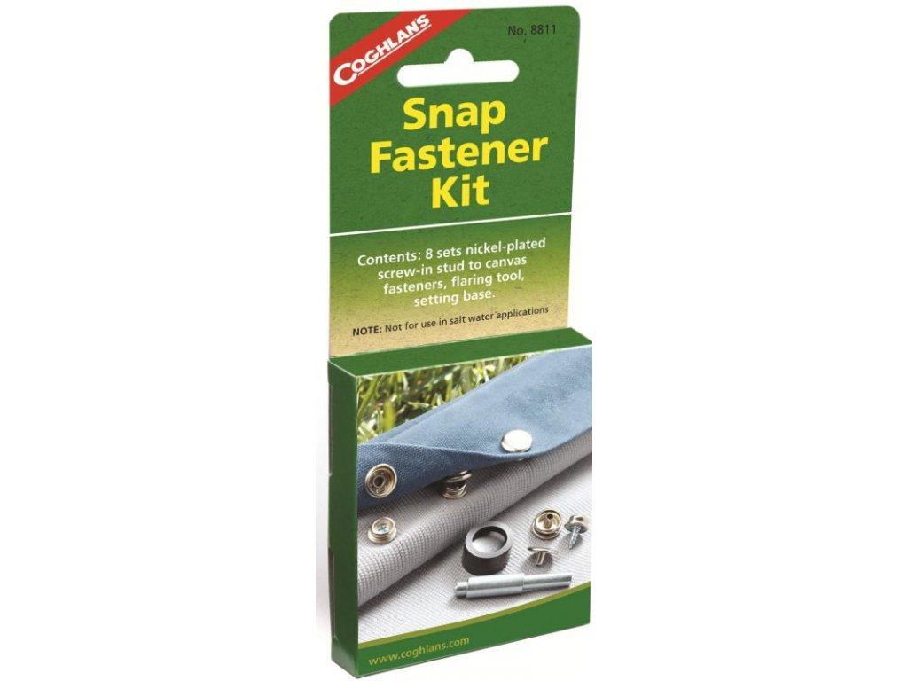 Coghlan´s sada druků Snap Fastener Kit