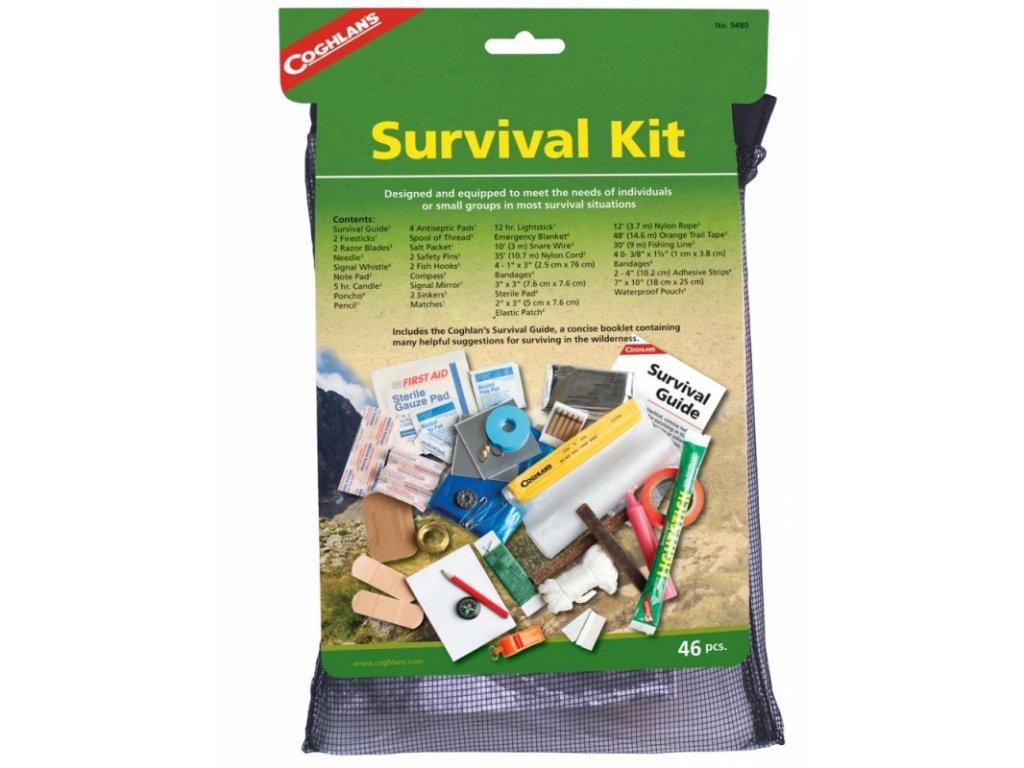 Coghlan´s sada na přežití Survival Kit