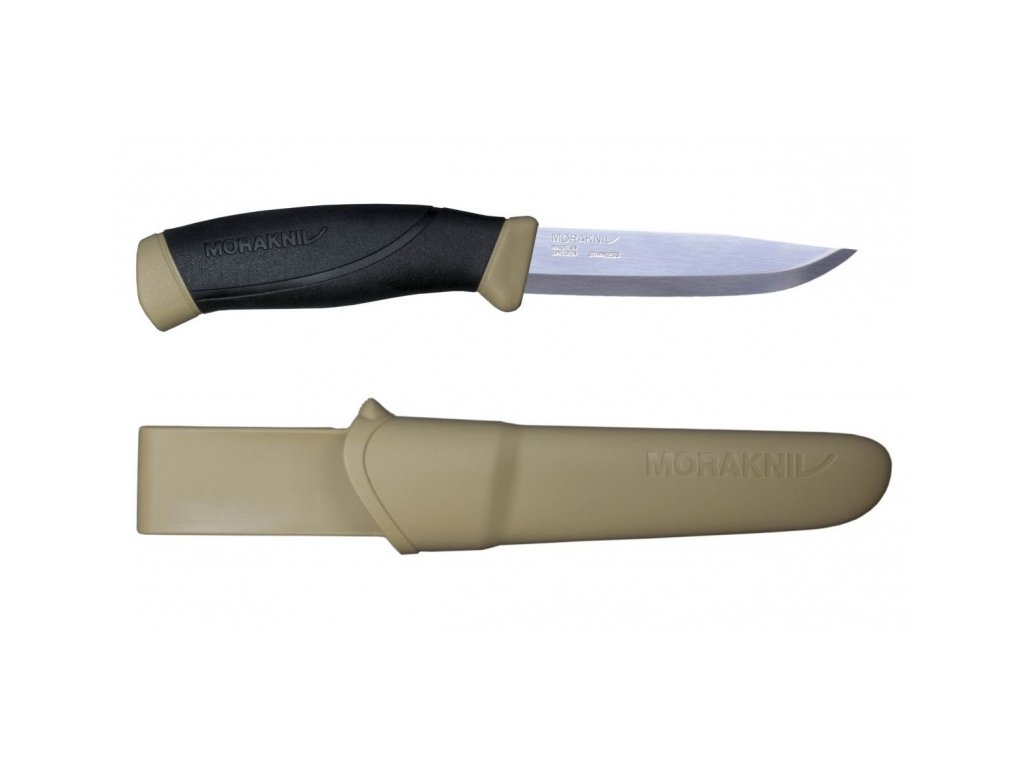 Morakniv nůž Companion Desert blistr