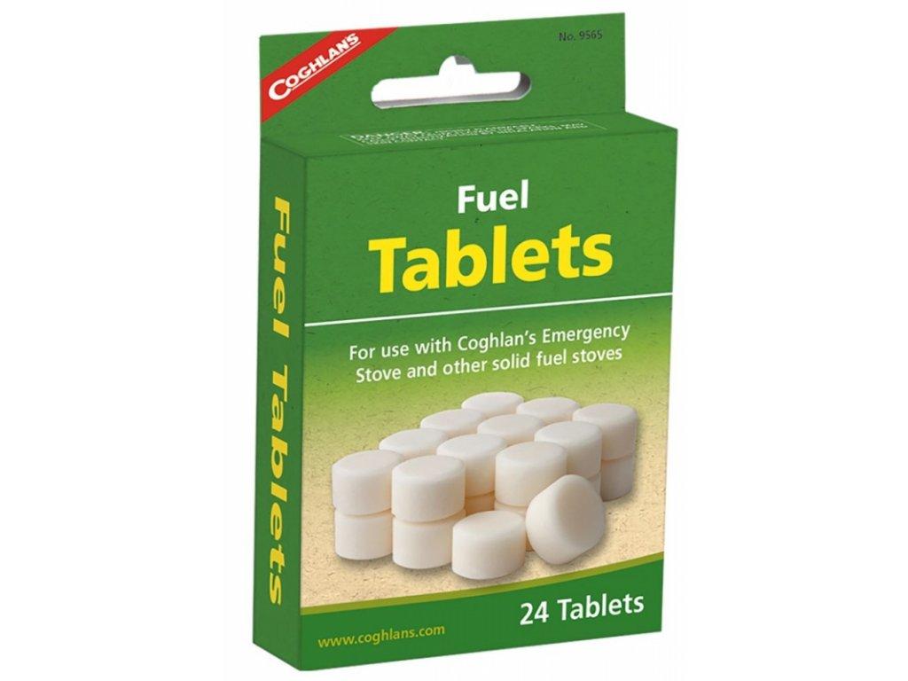 Coghlan´s tablety pevného paliva Fuel Tablets