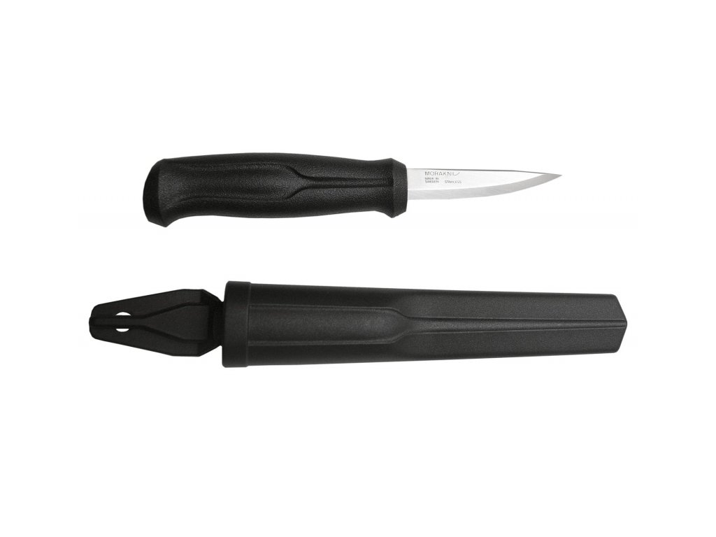 Morakniv řezbářský nůž Wood Carving Basic Stainless Steel