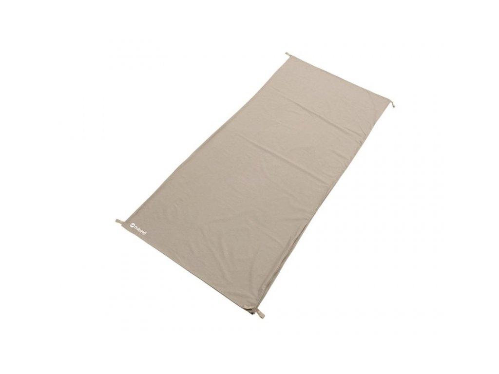 Outwell vložka do spacího pytle Cotton Liner Single