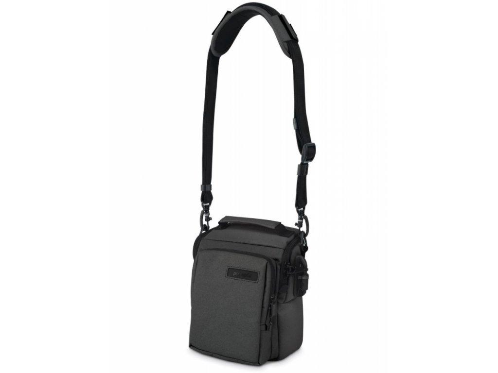 Pacsafe Camsafe Z6 charcoal fotografická taška - výprodej