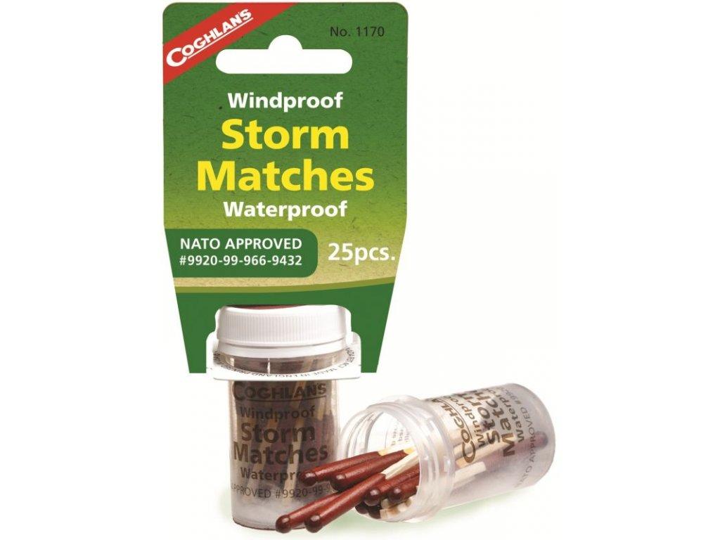 Coghlan´s větru/voděodolné zápalky Storm Matches