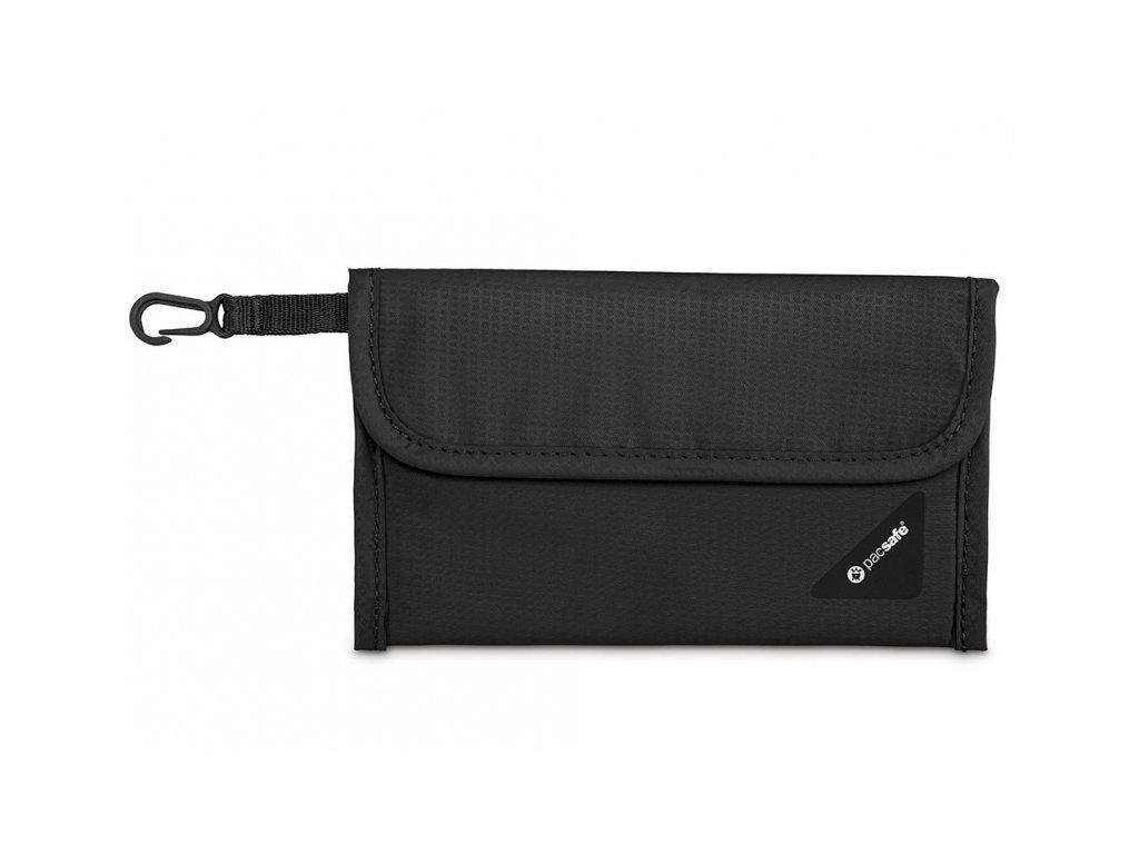 Pacsafe Coversafe V50 black kapsa RFID